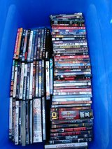 140 dvds LOT in 29 Palms, California