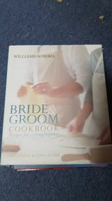 Williams Sonoma and Paula Deen Cookbooks in Ramstein, Germany