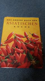 Various German Cookbooks in Ramstein, Germany