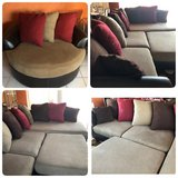 3 PC Sectional Sofa For SALE!!! in Spangdahlem, Germany