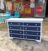 nice clean chalk painted dresser in Cherry Point, North Carolina