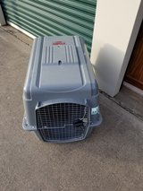 Carrier Pet Kennel Plastic Pets  Dog Crate in Fort Campbell, Kentucky