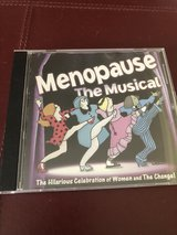 """Menopause the Musical""  CD in Naperville, Illinois"