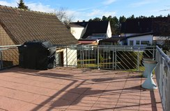 TLA 3 BR Apt, Ramstein, 5min from RAB, private terrace and yard, ground floor in Ramstein, Germany