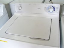 Washer By GE- White in Color excellent condition in Warner Robins, Georgia