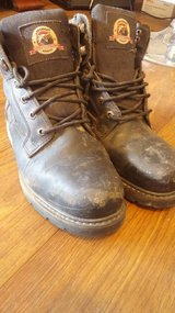 Brahma Steel Toe Boots (men's size 10 wide) in Fort Leonard Wood, Missouri