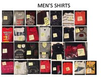 MEN'S SHIRTS in Pearland, Texas