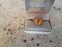 Men's cats eye ring in Algonquin, Illinois