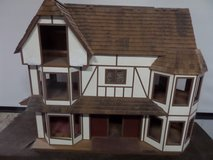 Large Vintage Doll House Partialy Assembled not Finished DIY in Alamogordo, New Mexico
