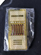 Vintage Calculator in Warner Robins, Georgia