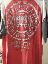 Lot men's American Fighter tshirts in Baytown, Texas