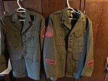 Alpha Coats, 39r and 44L in Camp Pendleton, California