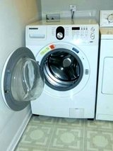 Samsung Washer and GE electric dryer in Fort Campbell, Kentucky