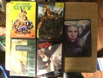25 DVDs All Different in Fort Knox, Kentucky