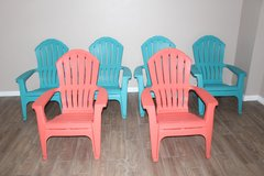 Outdoor Chairs (6) in Kingwood, Texas