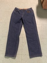 Duluth jeans in Camp Pendleton, California