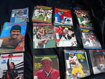 48 Vintage Sports Illustraded magazines 1972 /76 in Camp Lejeune, North Carolina