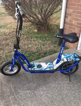 eZip E-500 Blue Electric Scooter in Clarksville, Tennessee