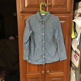 Lands' End Girl Shirt SZ 8 in Chicago, Illinois