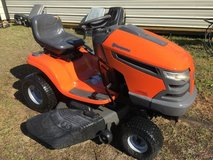"Husqvarna 46"" riding mower in Byron, Georgia"