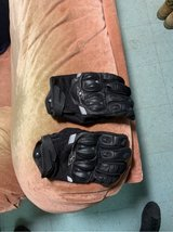 Strength and Steel riding gloves in Camp Pendleton, California