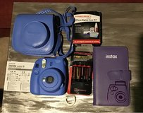 Instax Mini 9 Camera And Accessories in Houston, Texas