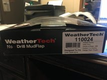Weather Tech Front Mud flaps 2009-2014 Dodge Ram 1500 in Alamogordo, New Mexico