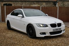 2009 BMW 325i M sport in Lakenheath, UK