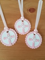 8 Handmade Gift Tags For Baptism and Communion in Ramstein, Germany