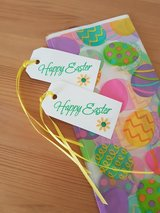 5 Easter Goody Bags With Handmade Gift Tags in Ramstein, Germany
