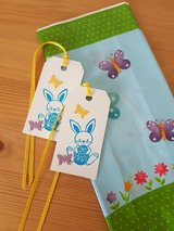 10 Easter Goody Bags With Handmade Gift Tags in Ramstein, Germany