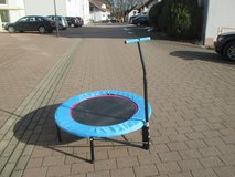trampoline with handle in Ramstein, Germany