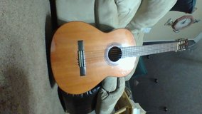 Yamaha acoustic guitar in Fort Campbell, Kentucky