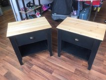 cool set of end tables in Alamogordo, New Mexico