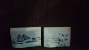 florence malewotkuk art work set of 4 in Fort Campbell, Kentucky