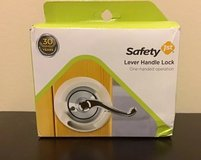 Safety 1st Lever Handle Lock in Algonquin, Illinois