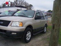 FORD EXPEDITION XLT AUTO POWER THIRD ROW ~REDUCED~ in Camp Lejeune, North Carolina