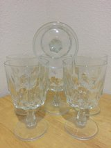 Arcoroc France water glasses in Conroe, Texas