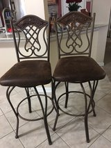 barstool chairs rod iron in The Woodlands, Texas