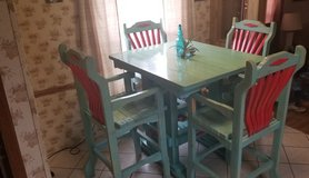 Rustic tall table dining set in Alamogordo, New Mexico