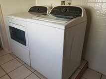 Whirlpool Cabrio Full Size Washer and Dryer in Alamogordo, New Mexico