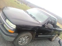 2002 Chevy Silverado in Fort Campbell, Kentucky