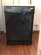 Portable Whirlpool Dishwasher in Okinawa, Japan
