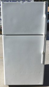 22 CU. FT. GE REFRIGERATOR- WHITE in Camp Pendleton, California