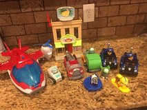 paw patrol toy set in Warner Robins, Georgia