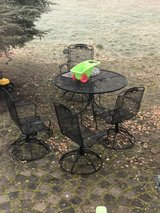 patio table in Ramstein, Germany