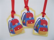 Cute Gift Tags - Favor Bag Tags - Handmade 10 Available in Ramstein, Germany