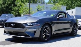 US SPEC- FORD MUSTANG in Spangdahlem, Germany