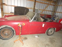 1969 mg convertiable in Fort Leonard Wood, Missouri
