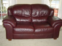 Love Seat - Leather in Quantico, Virginia